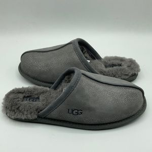 UGG Women's Pearle Milky Way Charcoal Slippers